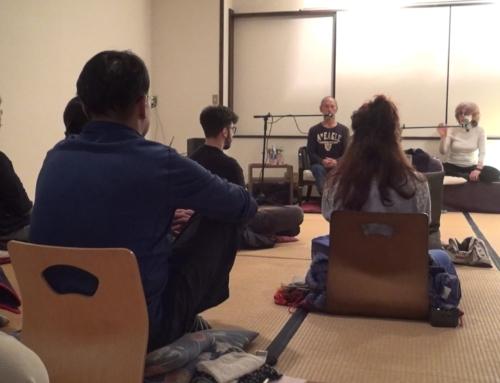 Japan Yatra with Neeraja October 02-21 2019 Meditation Residential Retreat Mt Fuji  Beyond the Pandora Box パンドラの箱を開けたその先