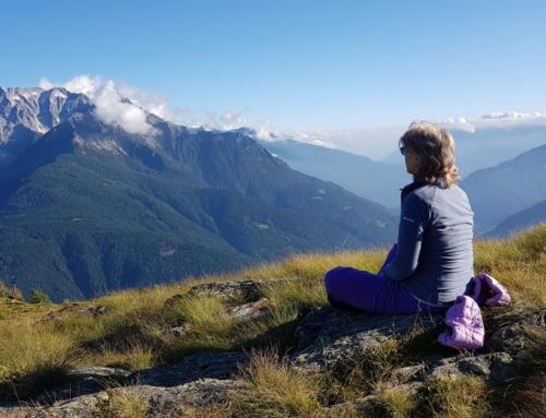 La Meditazione Spontanea è guardare il mondo, interno ed esterno, senza afferrare nulla.